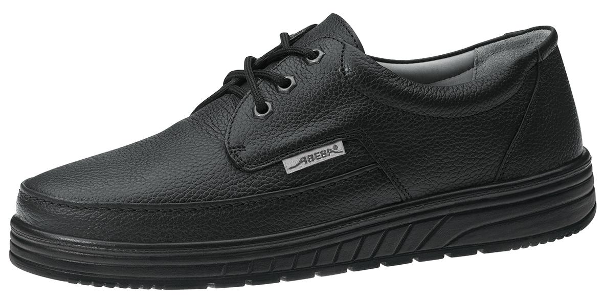 abeba footwear o1 damen u herren arbeits berufs schuhe schwarz. Black Bedroom Furniture Sets. Home Design Ideas