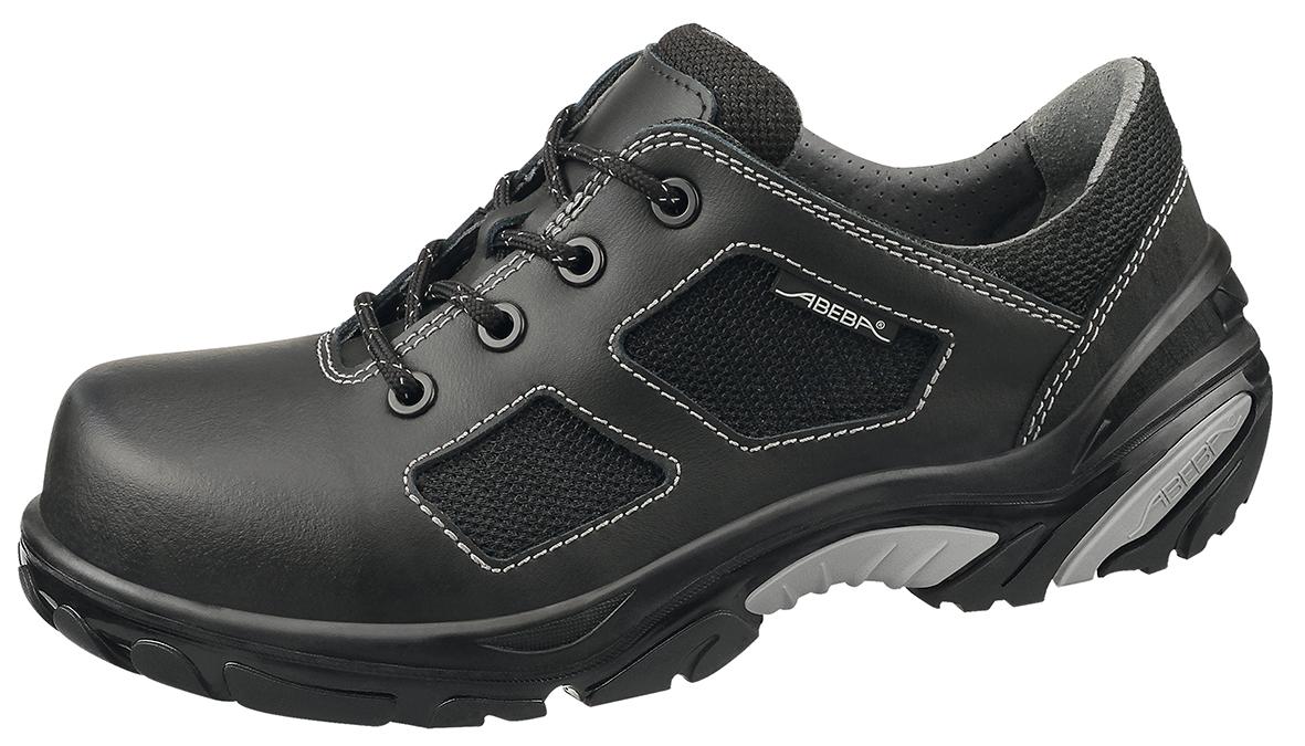 official photos 3ae9b 342de ABEBA-Footwear, S1-Damen- u. Herren-Sicherheits-Arbeits-Berufs-Schuhe,  Halbschuhe, ESD, schwarz