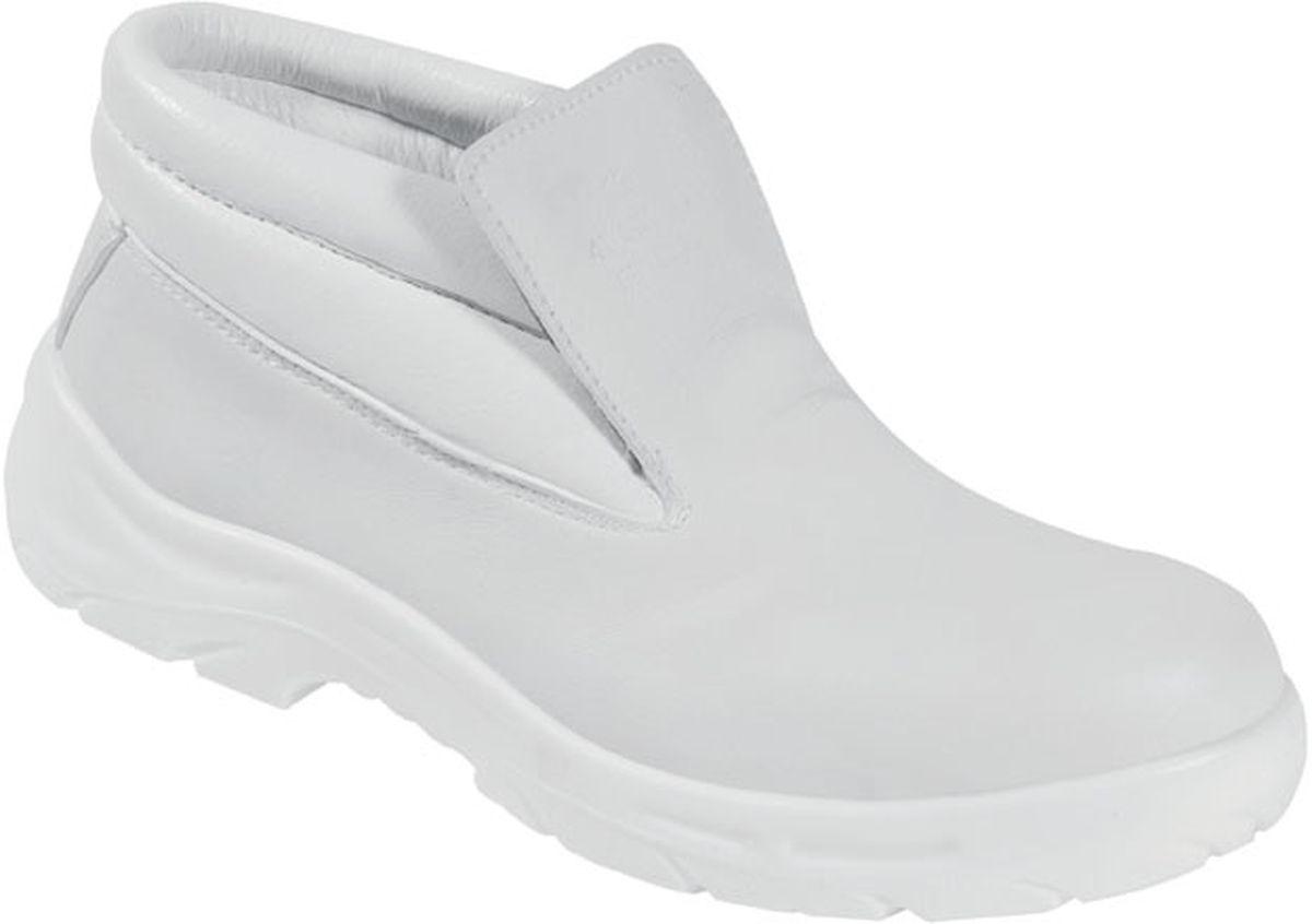 Sicherheitsschuhe Arbeitsschuhe Sandale Sanitary Lugo S1 weiß